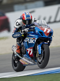 Wayne Tessels, Team Suzuki Europe