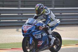 Nigel Walraven, Team Suzuki Europe