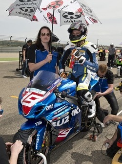 Nigel Walraven, Team Suzuki Europe
