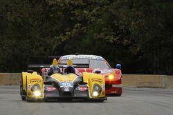 #85 JDC/Miller Motorsports ORECA FLM09 : Chris Miller, Mikhail Goikhberg, Rusty Mitchell