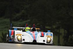 #8 Starworks Motorsports ORECA FLM09: Mike Hedlund, Renger van der Zande, Mirco Schultis, Alex Popow