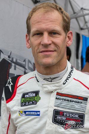 Jörg Bergmeister, Porsche Team