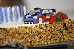 Un pastel para Marc Martí