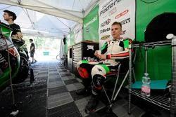 Peter Sebestyen, Team Pedercini Racing