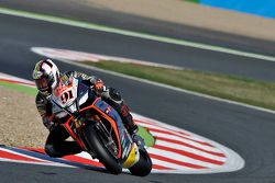 Leon Haslam, Aprilia Racing Team