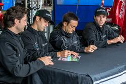 Joel Miller, Tom Long, Tristan Nunez
