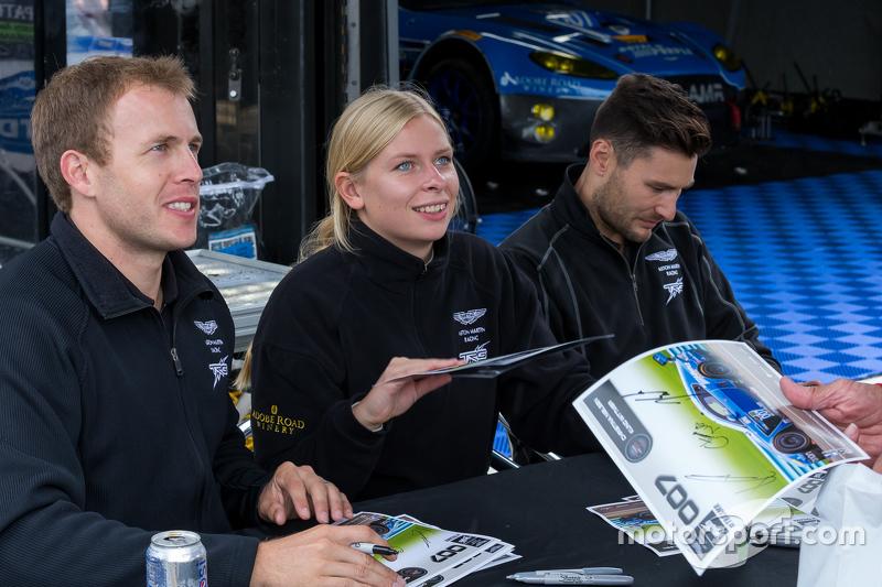 Kuno Wittmer, Christina Nielsen, Brandon Davis