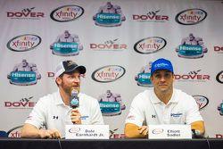 Dale Earnhardt Jr. ve Elliott Sadler, JR Motorsports