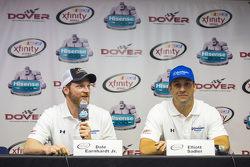 Dale Earnhardt Jr. y Elliott Sadler, JR Motorsports