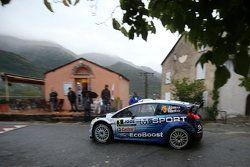 埃尔芬·埃文斯、丹尼尔·巴里特,M-Sport车队,福特Fiesta WRC