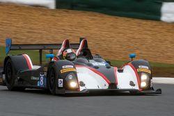 #88 Starworks Motorsport ORECA FLM09: Alex Popow, Scott Mayer, Sean Rayhall, John Falb