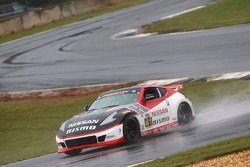 #41 Doran Racing Nissan 370Z: Nick Hammann, Nick McMillen