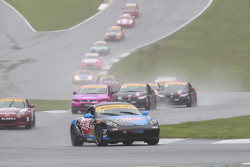#83 Next Level European Porsche Cayman: Greg Liefooghe, Eric Zimmermann