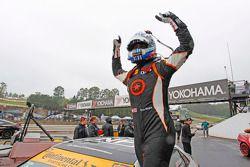 ST ganadores de la carrera # 75 Compass360 Racing Audi S3: Paul Holton, Kyle Gimple