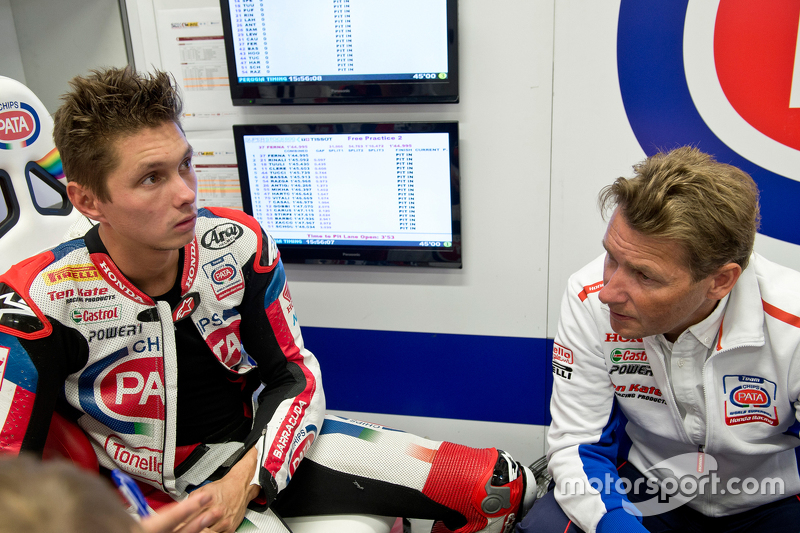 Michael van der Mark, Pata Honda, ve Ronald Ten Kate