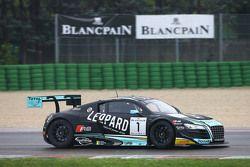 #1 Belgian Audi Club Team WRT Audi R8 LMS: Laurens Vanthoor, Robin Frijns