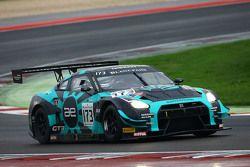 #173 Always Evolving Racing Nissan GT-R Nismo GT3: Sean Walkinshaw, Craig Dolby