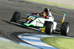 Le vainqueur : Marvin Dienst, HTP F4 Junior Team UNGAR
