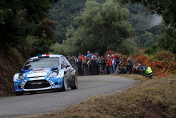 Bryan Bouffier y Xavier Panseri, Ford Fiesta WRC