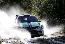 Эсапекка Лаппи и Джанни Ферм, Skoda Motorsport Skoda Fabia R5