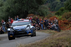 Julien Maurin and Nicolas Klinger, Ford Fiesta RRC