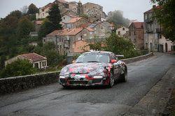 Romain Dumas und Denis Giraudet, Porsche 911 R-GT