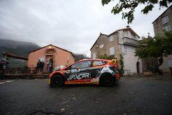 Martin Prokop y Jan Tomanek, Ford Fiesta RS WRC