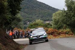 Andrea Crugnola y Michele Ferrara, Renault Clio R3
