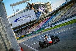Winner Louis Deletraz, Josef Kaufmann Racing