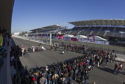 Inauguration du circuit