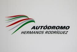 Logo del Autódromo Hermanos Rodríguez