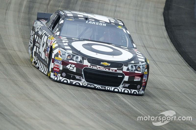 Kyle Larson, Chip Ganassi Racing Chevrolelt