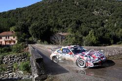 Romain Dumas en Denis Giraudet, Porsche 911 R-GT