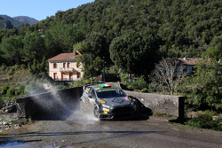 Лоренцо Бертелли и Джованни Бераккини, Ford Fiesta WRC