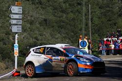 Eric Camilli y Benjamin Veillas, Ford Fiesta R5
