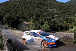 Eric Camilli und Benjamin Veillas, Ford Fiesta R5