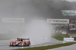 #11 RSR Racing Oreca FLM09 Chevrolet: Chris Cumming, Bruno Junqueira, Gustavo Menezes, Jack Hawksworth