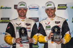 3. GTLM-Klasse, #3 Corvette Racing Chevrolet Corvette C7.R: Jan Magnussen, Antonio Garcia