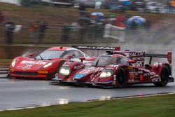 #70 SpeedSource Mazda Mazda: Jonathan Bomarito, Tristan Nunez, Sylvain Tremblay