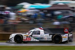 #60 Michael Shank Racing with Curb/Agajanian Ligier JS P2 Honda: John Pew, Oswaldo Negri Jr., Matt McMurry