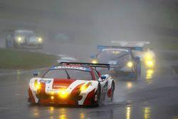 #64 Scuderia Corsa Ferrari 458 Italia: Jeff Westphal, Daniel Serra, Matteo Cressoni