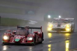 #07 Mazda Motorsports Mazda Prototype: Joel Miller, Tom Long