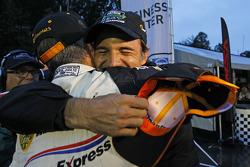 P переможці в класі Жоао Барбоза та Крістіан Фіттіпальді, Action Express Racing