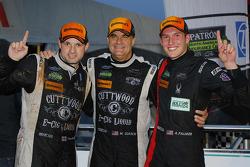 1. PC-Klasse, #52 PR1 Mathiasen Motorsports Oreca FLM09: Mike Guasch, Tom Kimber-Smith, Andrew Palme