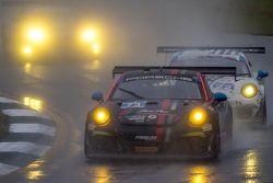 #73 Park Place Motorsports Porsche 911 GT America: Patrick Lindsey, Spencer Pumpelly, Madison Snow