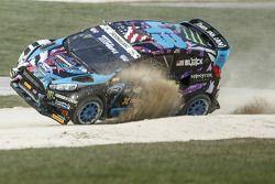 L'incidente di Ken Block, Hoonigan Racing Division Ford