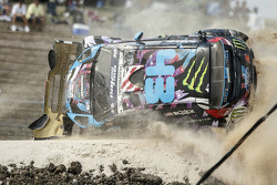 Ken Block, Hoonigan Racing Division Ford crashes