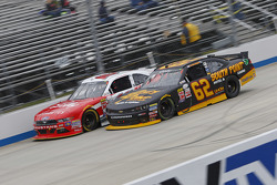 Brendan Gaughan, Richard Childress Racing Chevrolet Y Ryan Reed, Roush Fenway Racing Ford