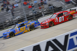 Jeremy Clements, Jeremy Clements Racing Chevolet ve Lveon Cassill, JD Motorsports Chevrolet