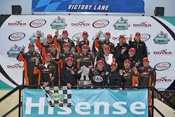 Winnaar Regan Smith, JR Motorsports Chevrolet